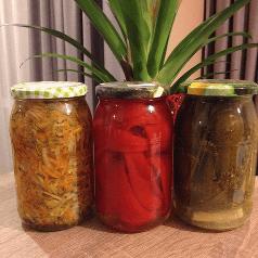 przetwory z warzyw