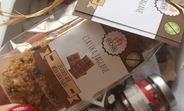 czekoladowy health box