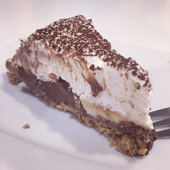 banoffee z czekolada