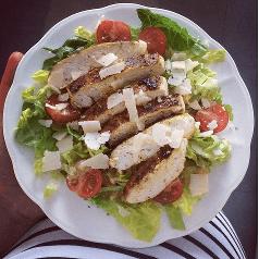 salatka cezar