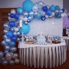 girlanda balonowa