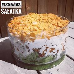 salatka meksykanska