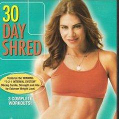 30 Day Shred Jillian Michaels - Copy