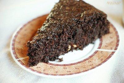 przepisy do wyrobowania- cukiniowe brownie