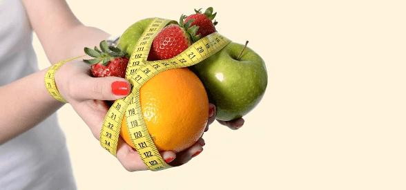 owoce na redukcji