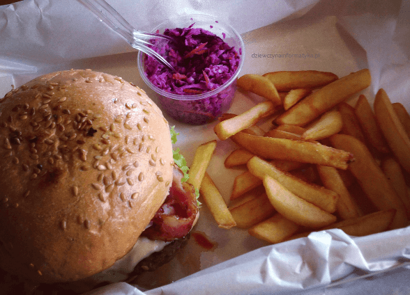 Beef Burger hamburger ElPolako