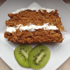 ciasto marchewkowe z ksylitolem