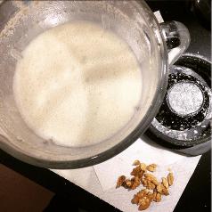 mleko z orazechow wloskich