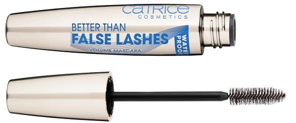 tusz do rzes Catrice better than false lashes
