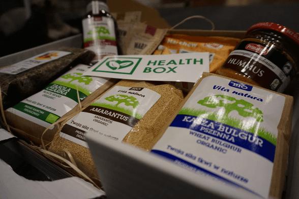 health box pelen zdrowych niespodzianek