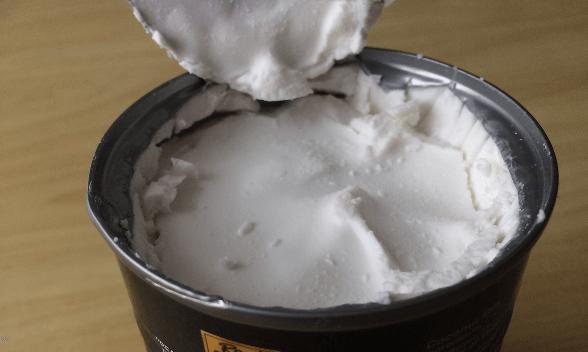 bita smiatana z mleczka kokosowego