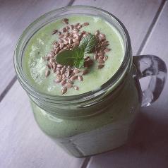 zielony koktajl mlodosci