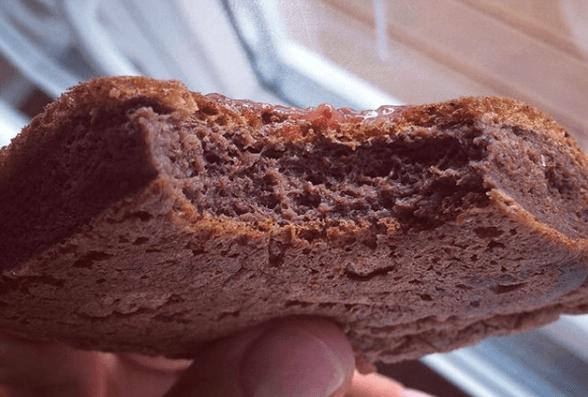 najlepszy omlet czekoladowy