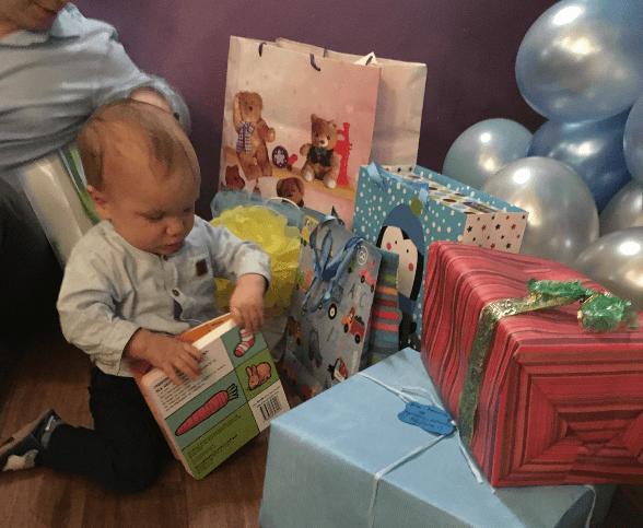 prezenty an roczek
