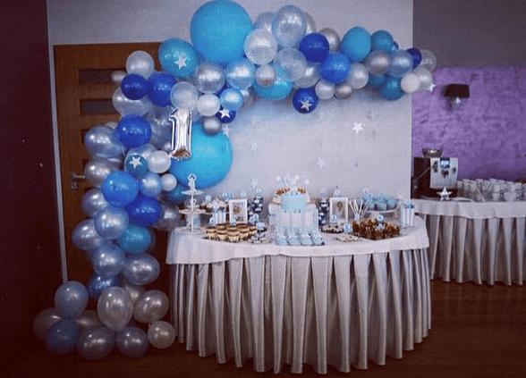 girlanda balonowa zrob to sam