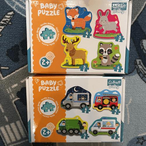 pierwsze puzzle dla dziecka